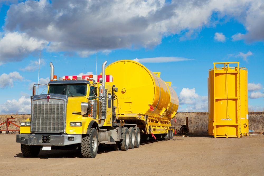 bulk oil product delivery regina estevan