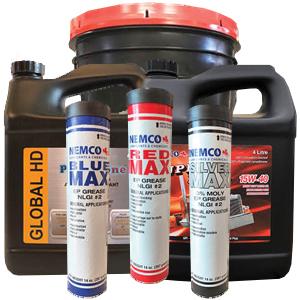 Nemco Hydraulic Oil Products Regina